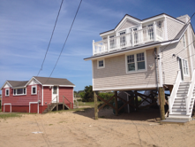 Cape Cod Homes in flood zone