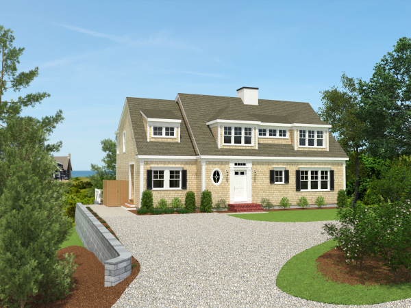 Cape Cod Custom Home