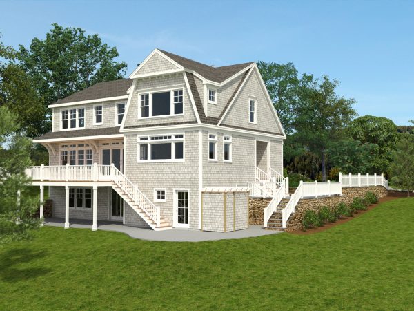 New Cape Cod Homes