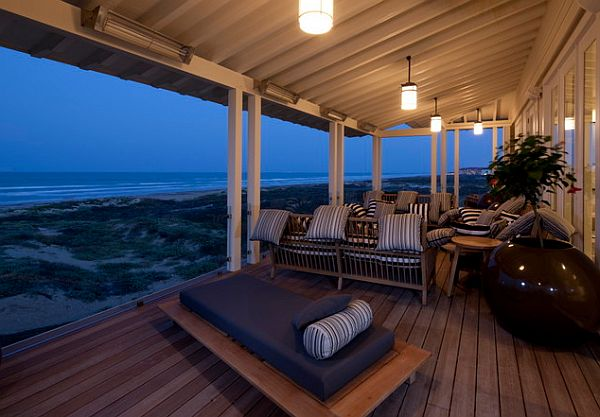 comfy beach house deck area with built in heaters resized 600