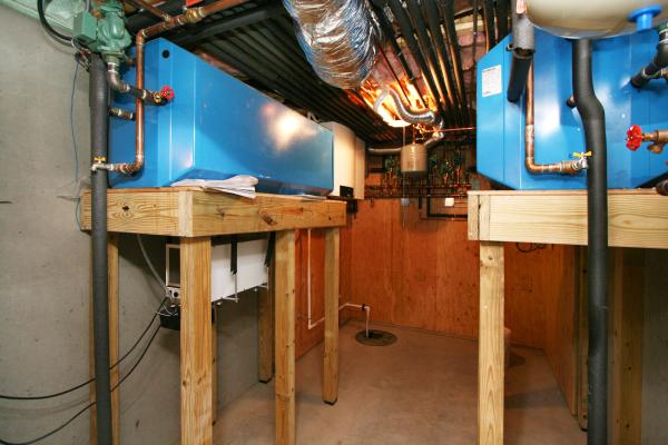 Engergy Efficient Heating