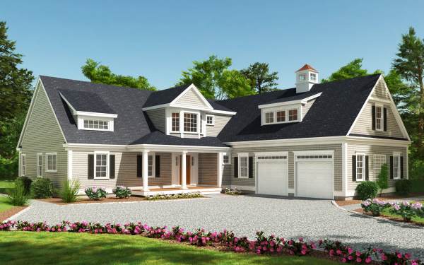 Your new Cape Cod Home in 2013