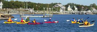Yarmouth Seaside Festival kayaking resized 600