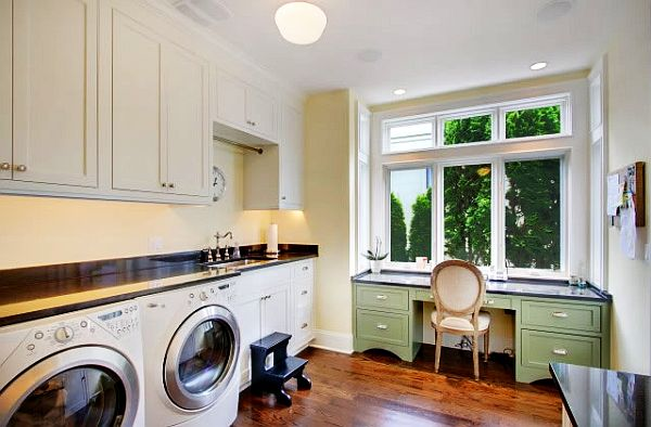 Bright Modern Laundry Room resized 600