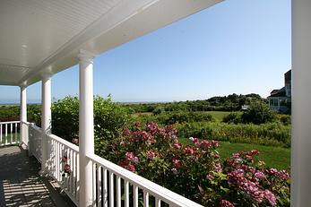 Sandwich Bayview Cape porch