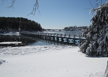 Eastham bridge in snow resized 600