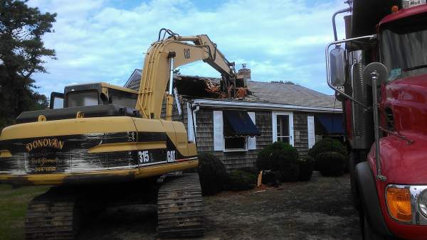 Bungalow removal