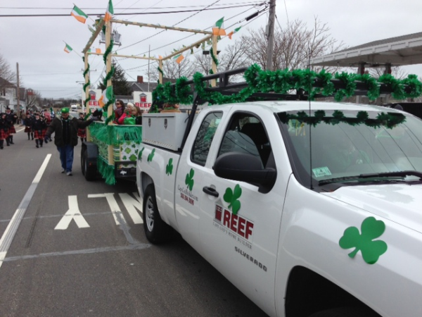 Cape Cod St Patricks Day Parade