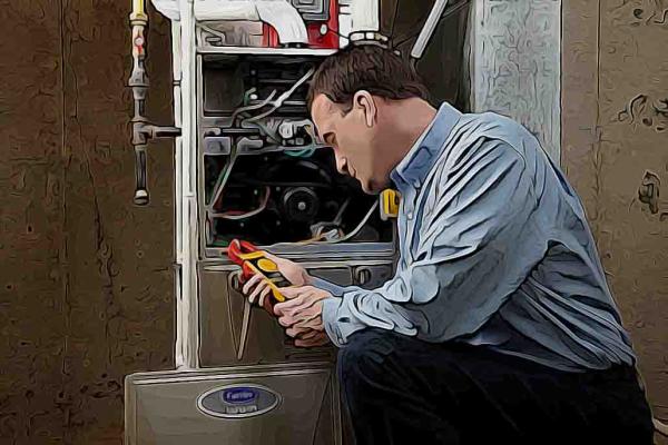 Cape Cod Home Heating Technichian