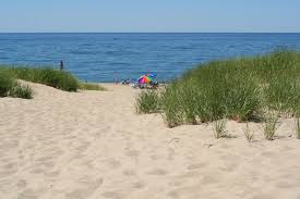 beach with umbrella resized 600