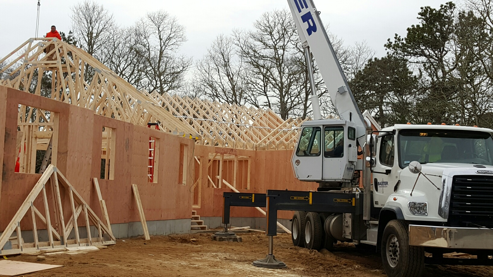 Cape Custom Builder, Cape Cod Builder, Custom Homes