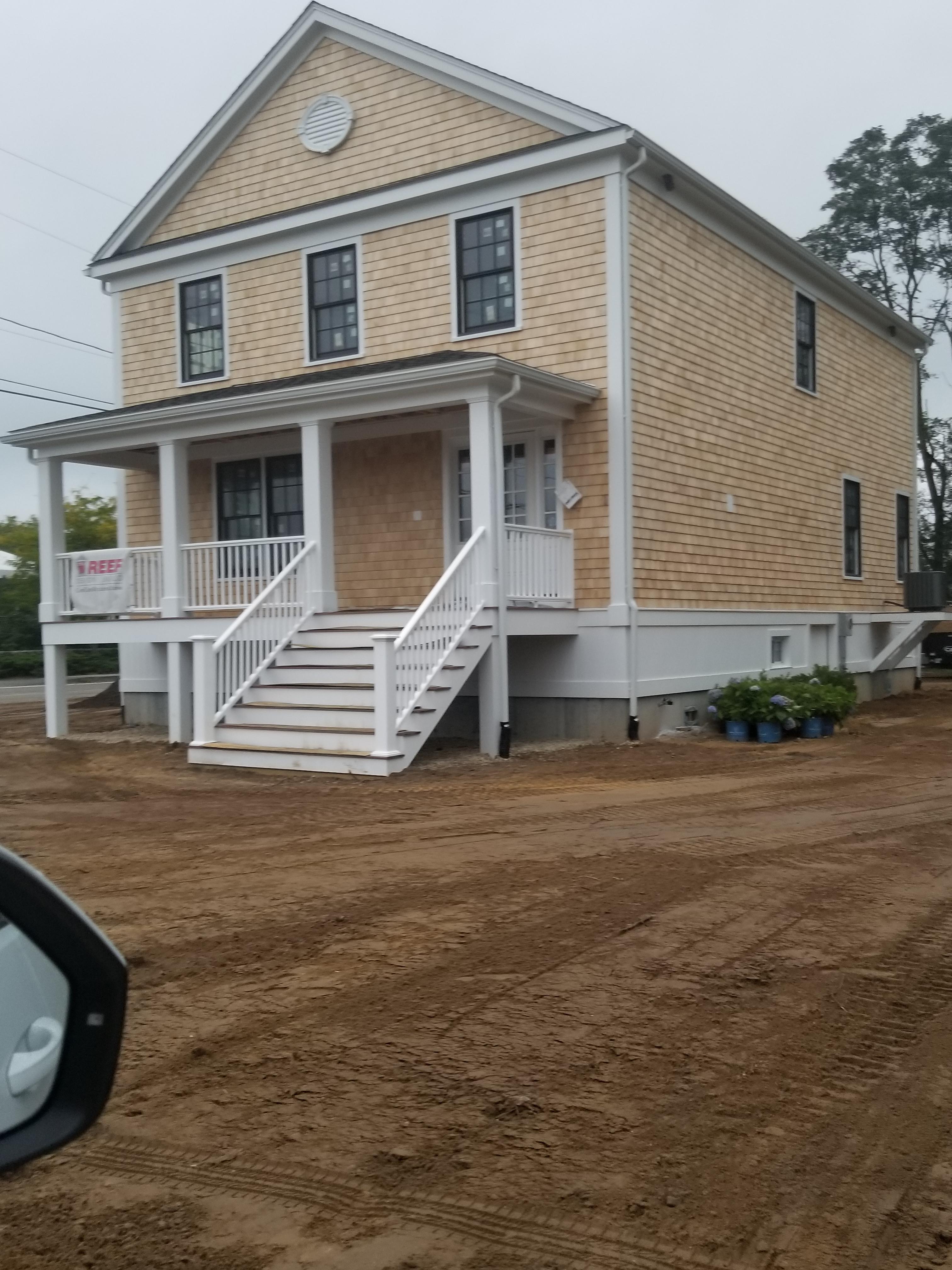 FEMA Flood Zone Cape Cod