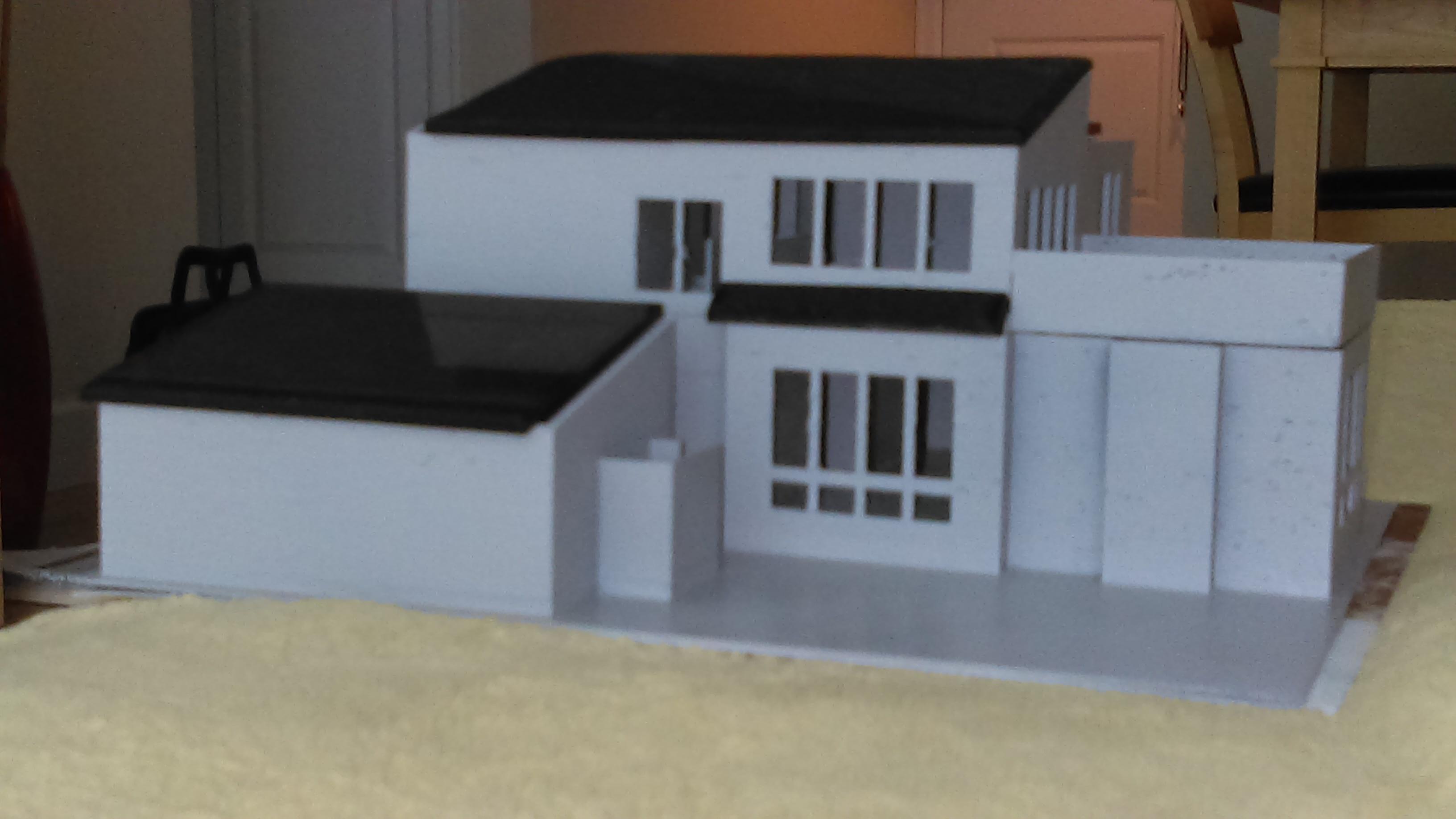 3D model Custom Home Cape Cod Builder