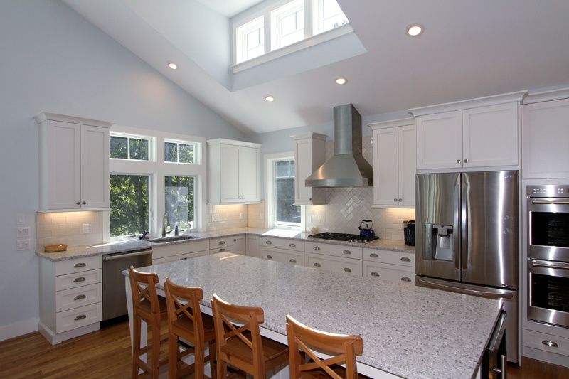 Cape Cod Kitchen Design by REEF Custom Builders Chatham