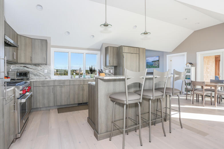 Truro Custom Kitchen, REEF, Cape Cod Builder