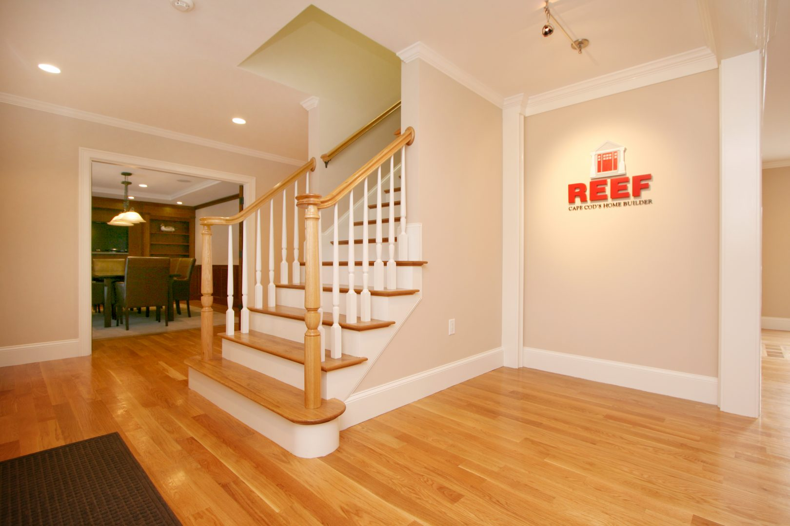 Cape Cod Builder, REEF, Custom Homes