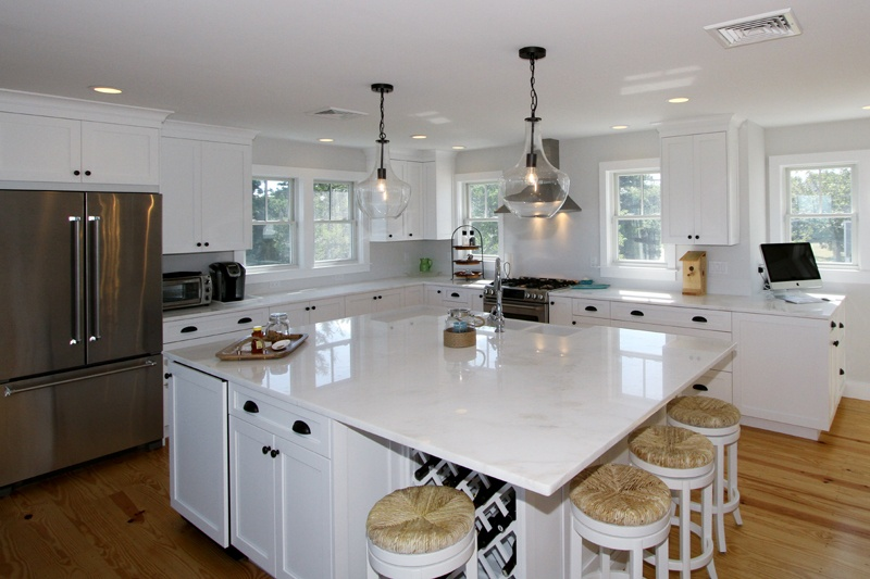 Custom Kitchen, Brewster, Custom Home, Cape Cod, REEF, Cape Cod Builder, #starwars