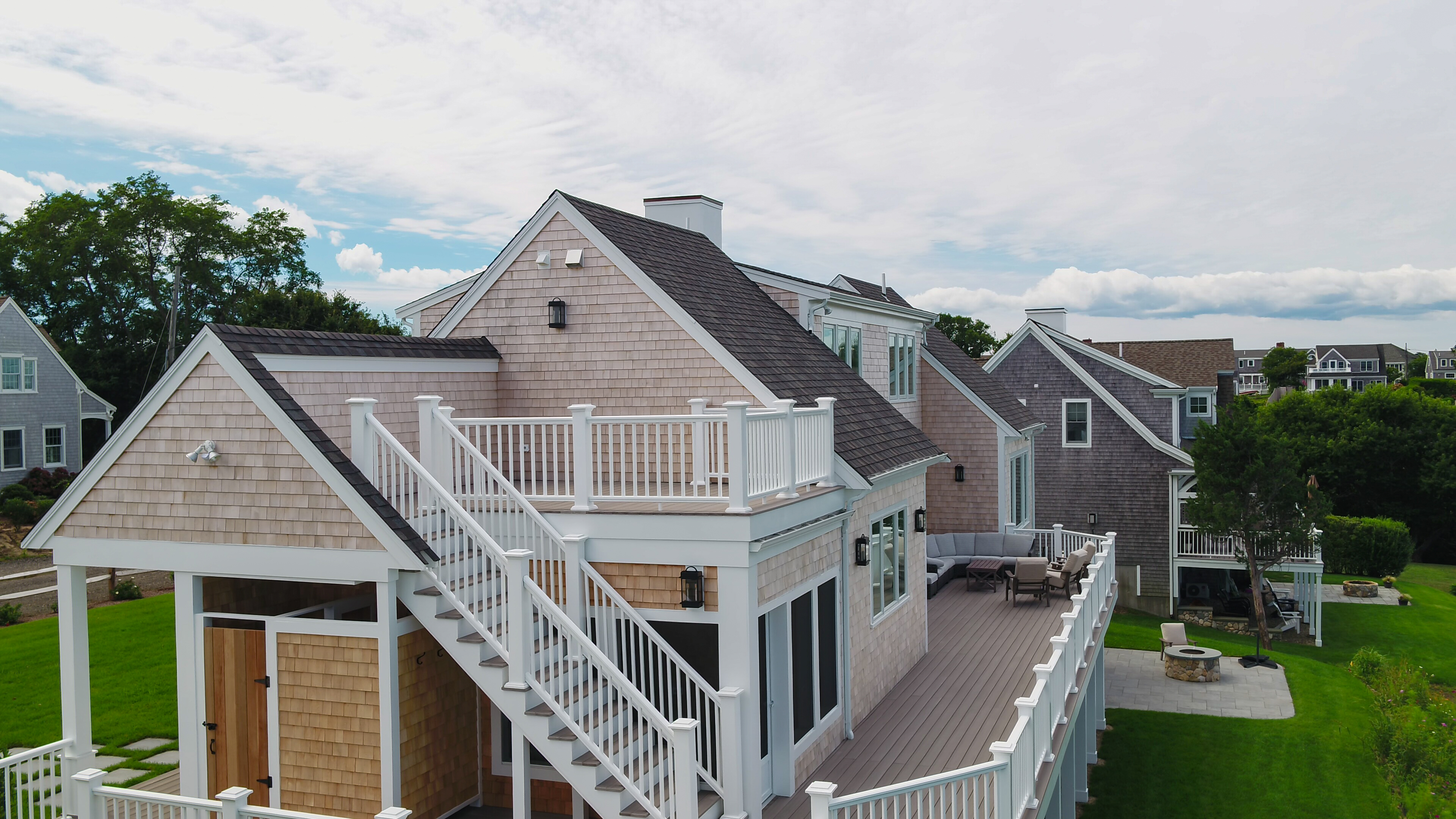 REEF Builders, Cape Cod, Waterfront, Custom Home