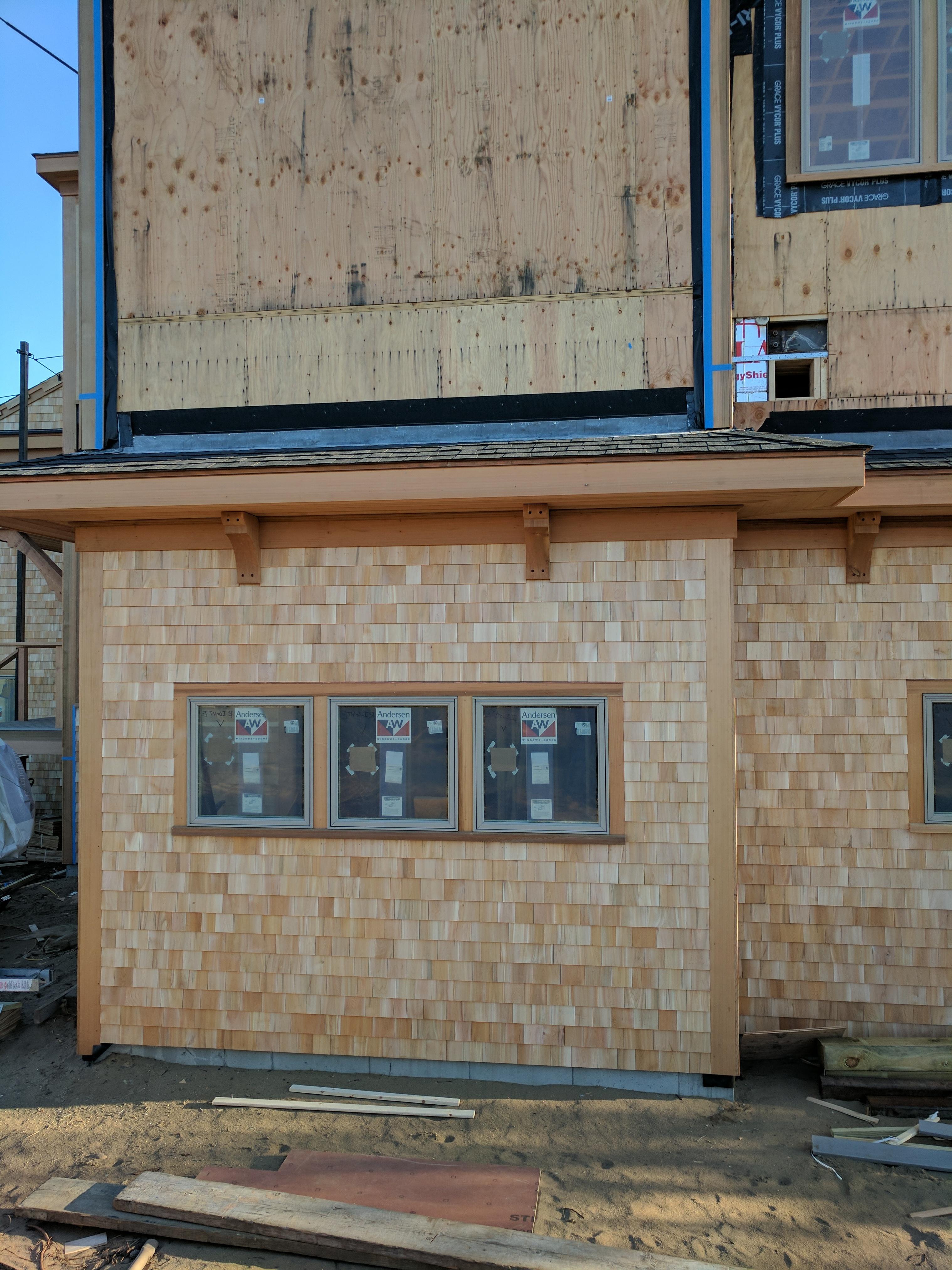 Custom Home,  Architectural Design, Cape Cod
