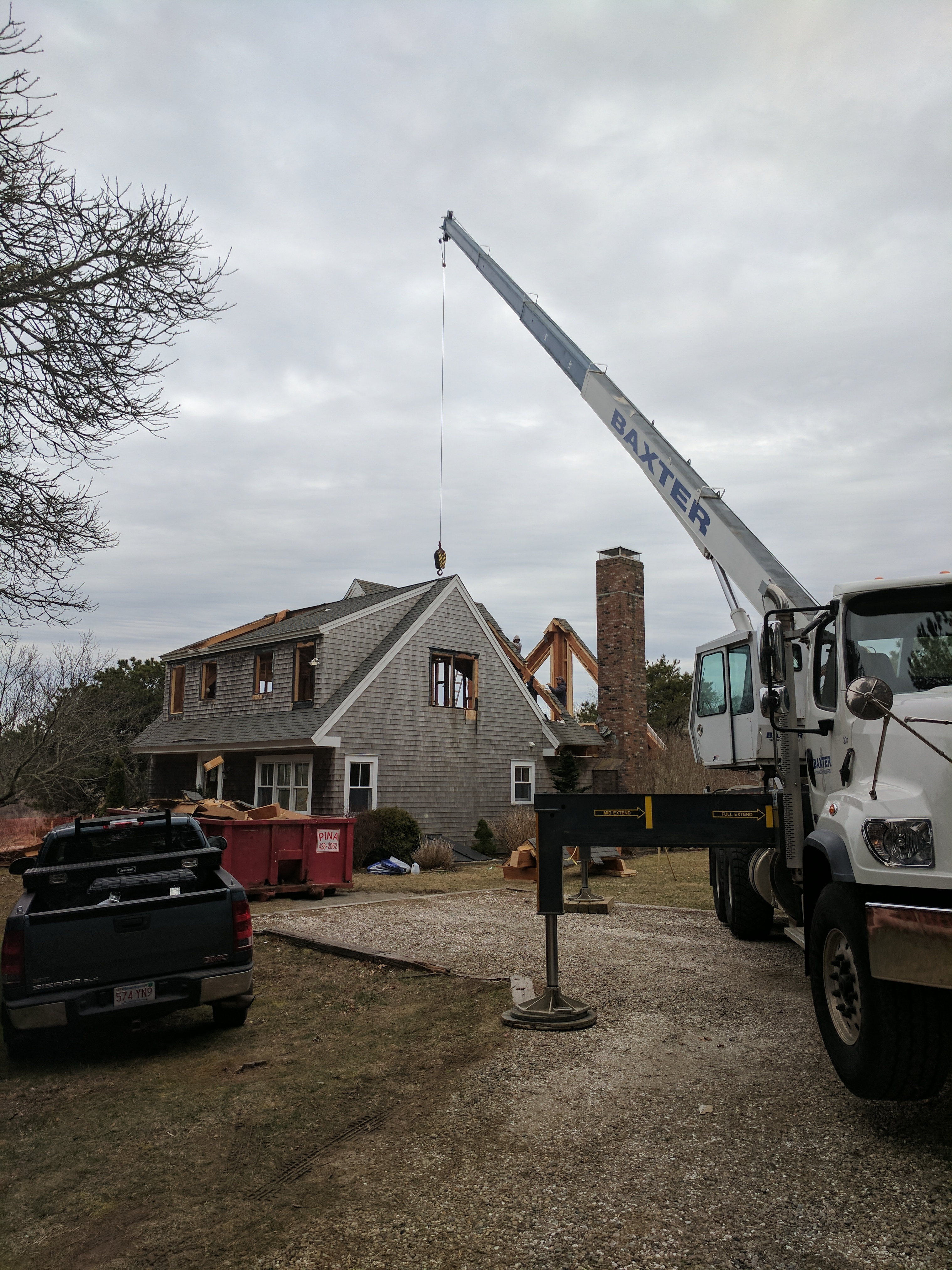 Waterfront Renovation in Chatham