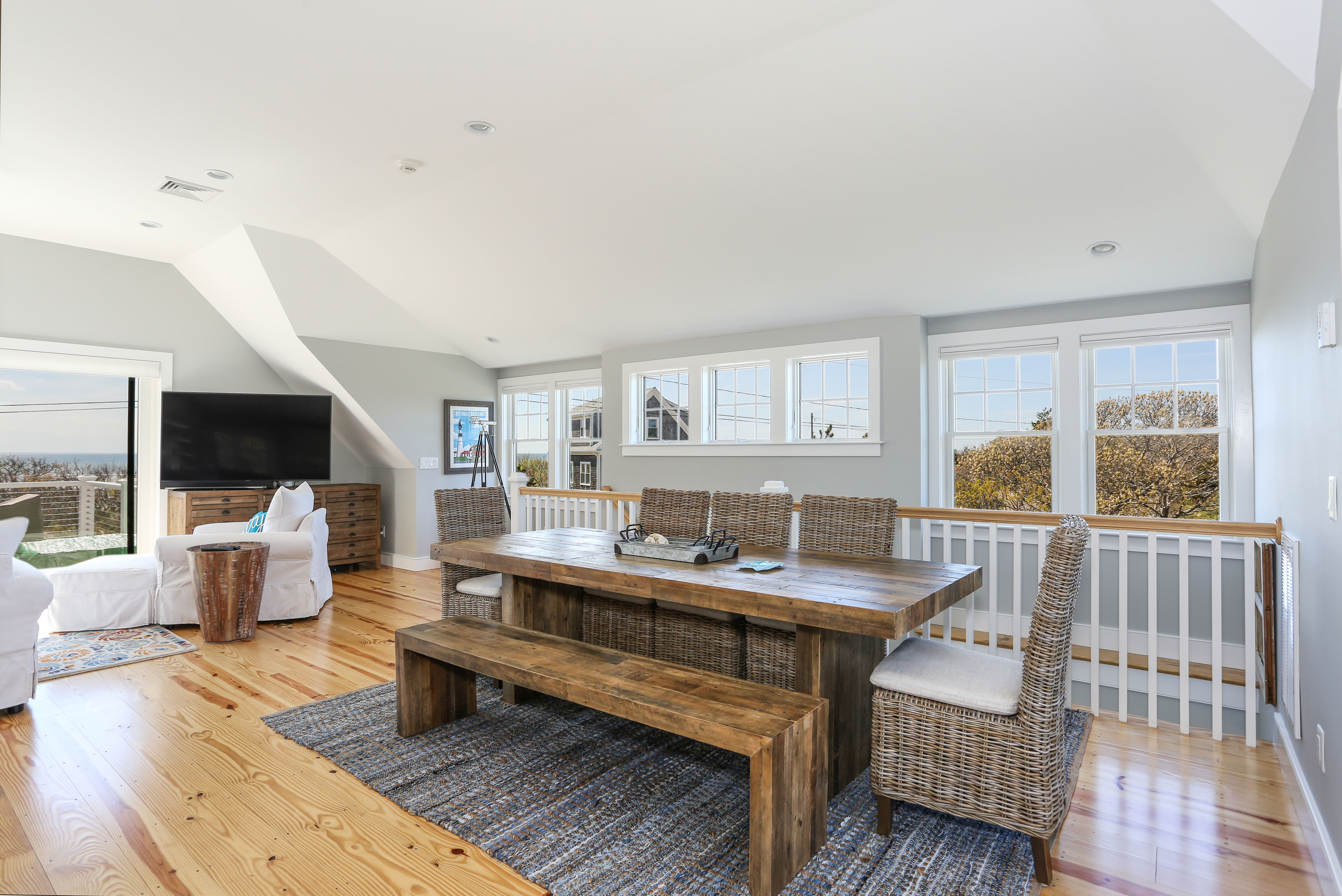 Living and Dining area Custom by REEF