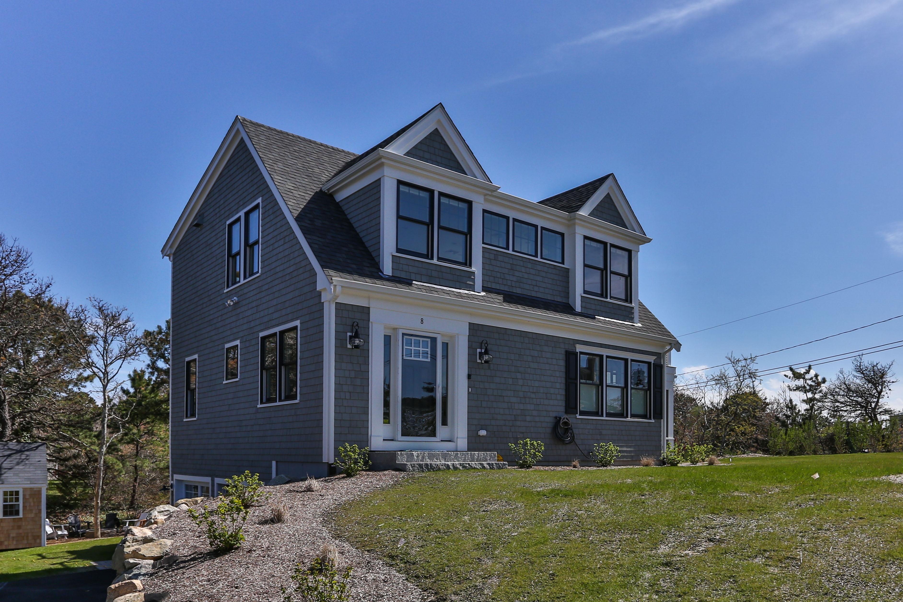 Cape Cod Custom Home Design